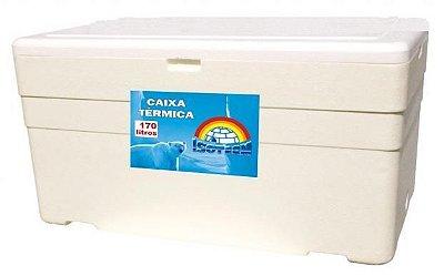 Caixa Isopor 170LTS
