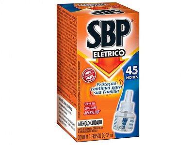 Inseticida Sbp Refil 45 noites 32ml unid