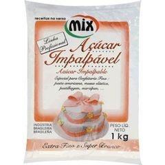 Açúcar Impalpavel Mix 1kg (consultar disponibilidade na loja)
