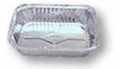 Marmitex aluminio 1000ml Wyda (D2) c/10 unids