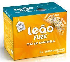 Chá Leão Camomila c/ 15 (envelopado)