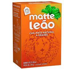 Chá Leão Matte Natural á granel 250 grs