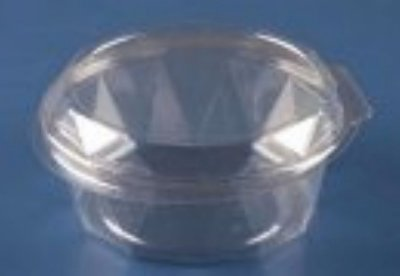 G640D Embalagem Doce redondo 170ml diamante c/10 unids