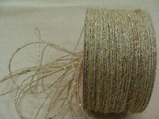 Fio Juta prata (2005 cor 101) 2mmx100mts unid