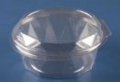 G640D Embalagem Doce Redondo 170ml Diamante 300 unids