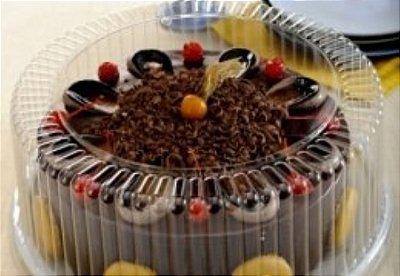 G60MA Embalagem Torta/Bolo Gde 3kg tampa alta c/50 unids