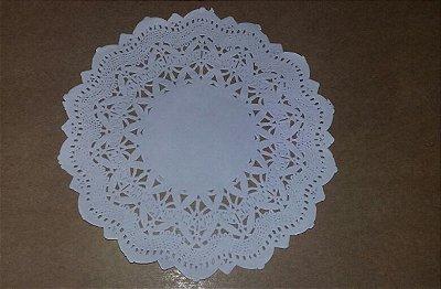 Toalha Rendada Papel Mago (Doilies) mod 151 (15 cm) 100 unids
