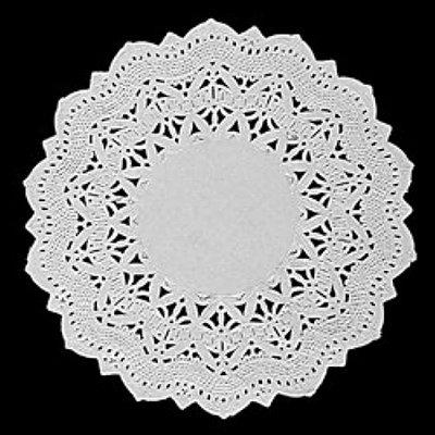Toalha Rendada Papel Mago mod 151 (15 cm) 100 unids