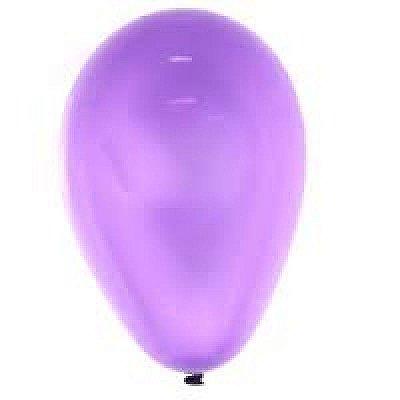 Balão nº7 Roxa Happy Day 50 unids (consultar disponibilidade antes da compra)