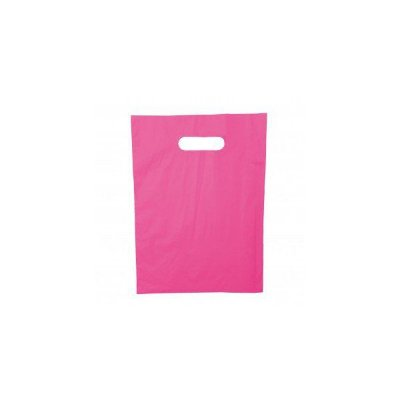 Sacola Bolsa Sorriso Pink 20x30 1KG