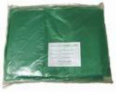 Saco lixo 15lts Verde (0,7) c/100 unids