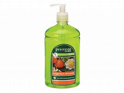 Sabonete Liquido 0350ml Tangerina Chá verde Premisse unid