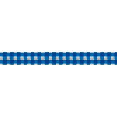 Fecho Pratico Xadrez Azul c/100 unids