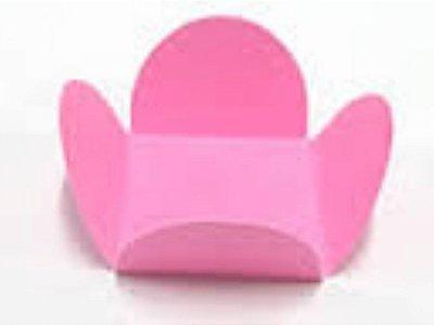 Forma Papel Cartão Petalas Rosa Claro c/50 unids (consultar disponibilidade antes da compra)