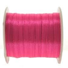 Fita Cetim nº0 Pink (4mm) 100mts (consultar disponibilidade na loja)