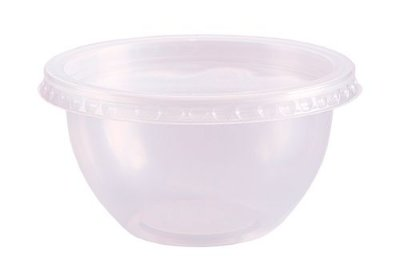 Pote Bowl 250ml c/tampa 12pcts x 20 unids