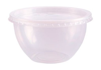 Pote Bowl 500ml c/ tampa 12pcts x 20 unids