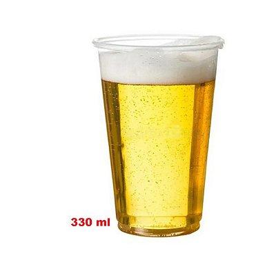 Copo Milk Shake 300ml PP Cristal Copaza 50 unids