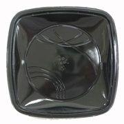 Prato Plastico 15x15 Preto Trik Trik 10 unids (consultar disponibilidade antes da compra)