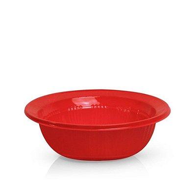 Cumbuca Plastica Pf15cm Vermelha Trik Trik 10 unids (consultar disponibilidade antes da compra)