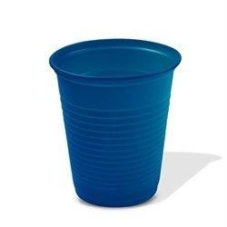 Copo Descartavel 200ML Azul Escuro Trik Trik 50 unids  (consultar disponibilidade antes da compra)