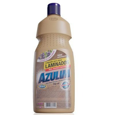 Limpa Pisos Laminados Azulim 750ml