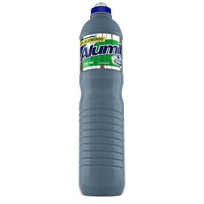 Limpa Aluminio 500ml Azulim unid