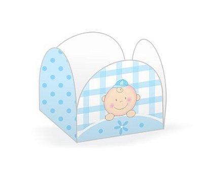 Forma Papel Cartão Petalas Baby Menino c/50 unids (consultar disponibilidade antes da compra)