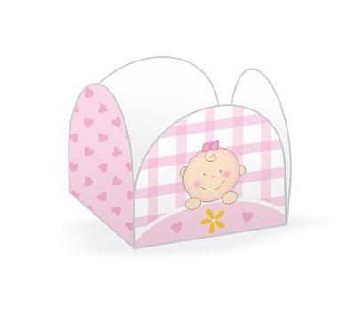 Forma Papel Cartão Petalas Baby Menina c/50 unids (consultar disponibilidade antes da compra)