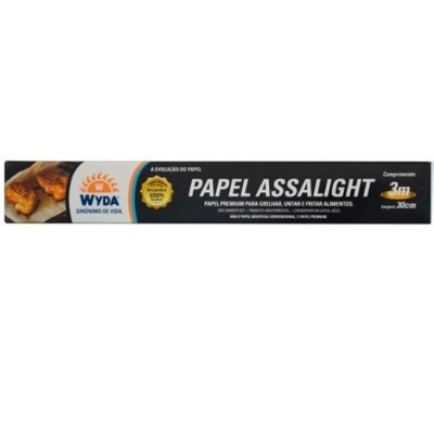 Papel Assalight Wyda 30cmX3mts unids