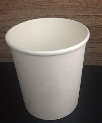 Copo Papel 110ml Branco Simples 210grs 20x50 UNIDS