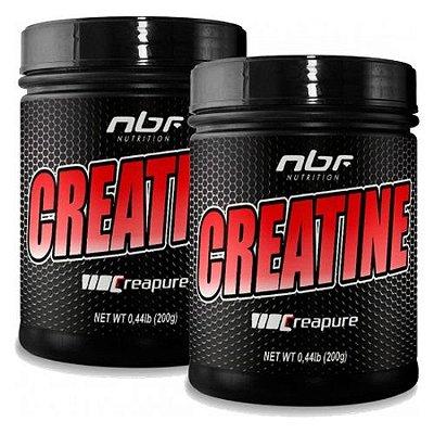 Kit Creatina Nbf Nutrition - 02 und