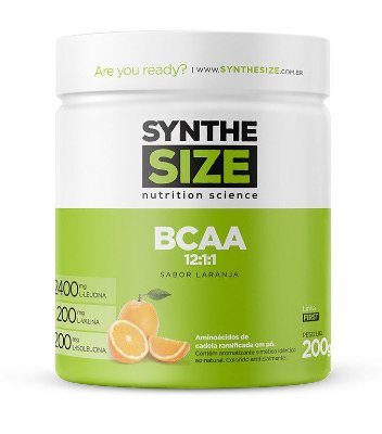BCAA SyntheSize 200g - limão