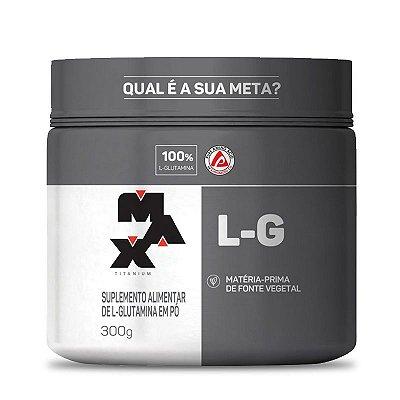 Glutamina Max Titanium 300g