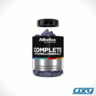 Complete Multivitaminico (100 tablets)