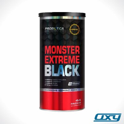 Monster Extreme Black 44 Pack