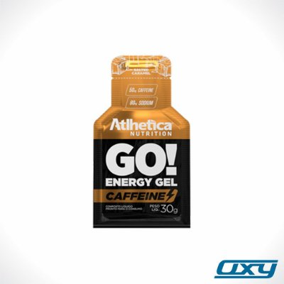 GO! Energy Gel (Carbo Gel) C/ Cafeína