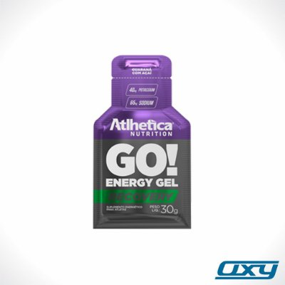 GO! Energy Gel (Carbo Gel) S/ Cafeína