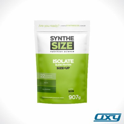 Isolate Bend Protein Size Up