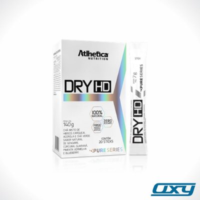 Dry Hd 20 Sticks