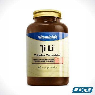 Ji Li Tribulus Terrestris 500mg 60caps