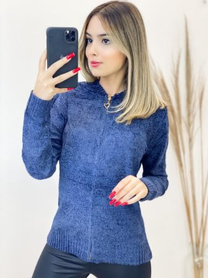 Blusa Tricot Pelo ( Diversas Cores)