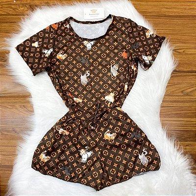Conjunto Pijama LV