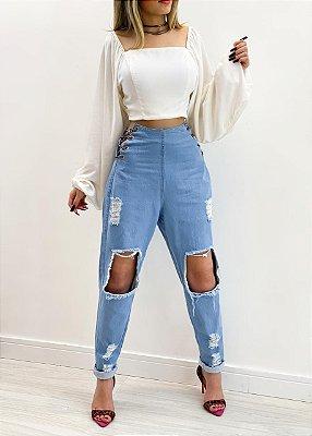 Calça Jeans Corrente 2