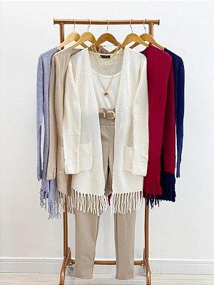Kimono Tricot (Diversas Cores)