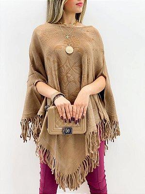 Poncho Lã (Diversas Cores)