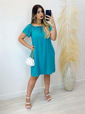 Vestido Ciganinha Plus Size ( Diversas cores )