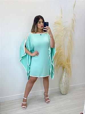 Vestido Básico Plus Size (Diversas Cores)
