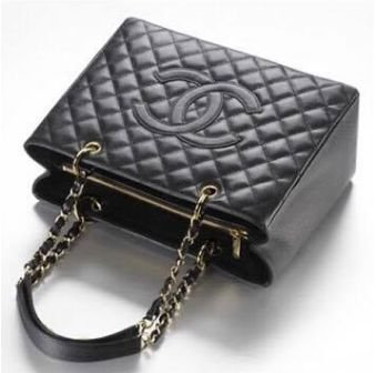 Chanel Shopper Preta