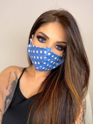Máscara Reutilizável Protetora